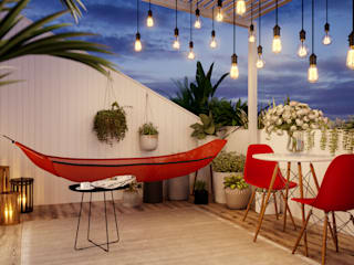 Entspannte Momente unter freiem Himmel genießen Moderner Garten von CrazyChair Hängematten Modern
