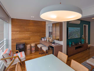 Tikkanen arquitetura ห้องนั่งเล่น