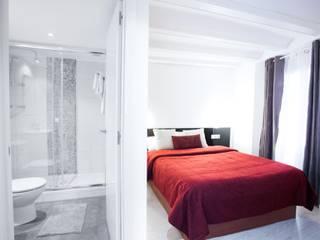 REFORMA INTEGRAL CALL Dormitorios de estilo minimalista de Renova-T Minimalista