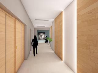 Verde Lavanda Corridor, hallway & stairs Accessories & decoration