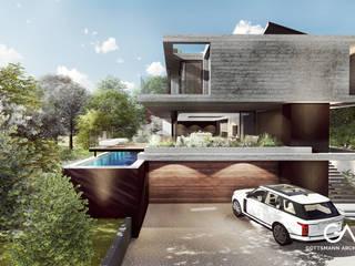 Casa R by Gottsmann Architects Modern