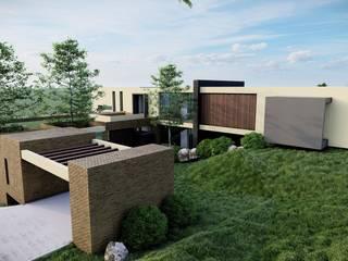 CASA 91 BELTRAN - MONTEVIOLETA de IngeniARQ Arquitectura + Ingeniería