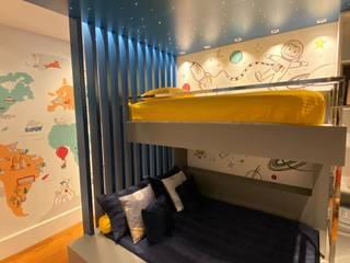 M2T1 Boys Bedroom