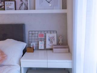 Cobertura Recreio ll Quartos modernos por Duplex Interiores Moderno