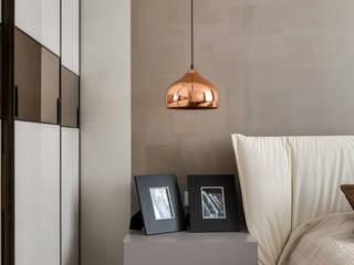 Квартира в ЖК Новопечерские Липки Спальня в стиле модерн от homeinteriors Модерн