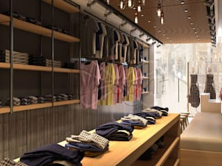 Apparel Store by DESIGNIT Industrial