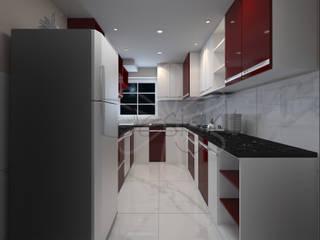 Kitchen by DESIGNIT Modern