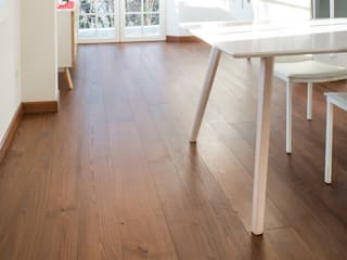 Comedores de estilo escandinavo de Cadorin Group Srl - Italian craftsmanship Wood flooring and Coverings Escandinavo
