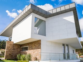 Mundartificial Villas Aluminium/Zinc Grey