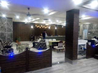 Syona Residency Lucknow ( U.P. ) by GREEN FERN INTERIOR