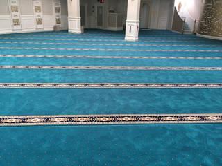 Cami Halısı - Viyana Aziziye Cami Asil Halı Sanayi ve Ticaret A.Ş. Zeminler Mavi