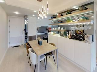 Modern living room by FNW(全港)一站式裝修材料 Modern