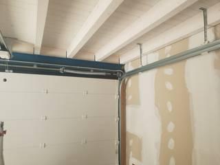 Officine Locati Garaj kapıları Demir/Çelik Beyaz