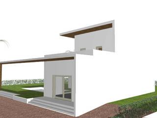 الحد الأدنى  تنفيذ antonio felicetti architettura & interior design, تبسيطي