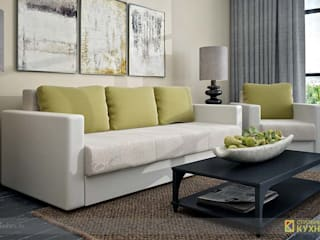 Мягкая мебель от Стильные кухни