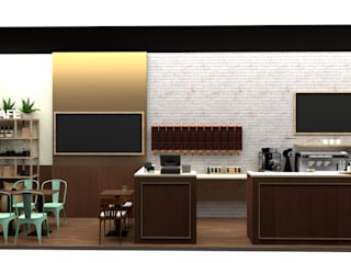 Proyecto Integral de Interiorismo Comercial en La Villa de Rediarq Interiorismo Moderno