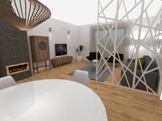 Comedores de estilo moderno de MUDE Home & Lifestyle Moderno