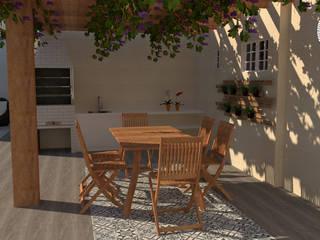Balcones y terrazas eclécticos de MUDE Home & Lifestyle Ecléctico
