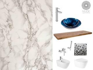 Baños de estilo moderno de MUDE Home & Lifestyle Moderno