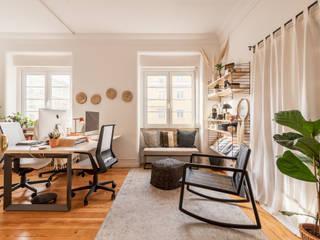 O atelier da Rima Design Rima Design Escritórios
