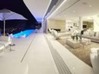 OVD Modern living room by Simpletech Modern
