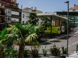 Simbiosi Estudi Hôpitaux méditerranéens Vert