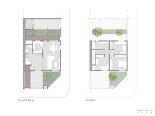 D4-Arquitectos Casas unifamiliares