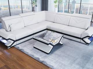 Mate - Collezione di divani moderni componibili di Divanova Moderno