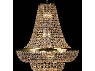 Lampy kryształowe do sal balowych, konferencyjnych - SONPOL.eu od Sonpol Nowoczesny
