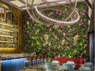 Maslak 1453 Restaurant project Tam İç Mimarlık Modern