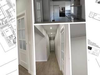 Reforma de vivienda Los Gallos Chiclana de la Frontera de Architect Hugo Castro - HC Estudio Arquitectura y Decoración