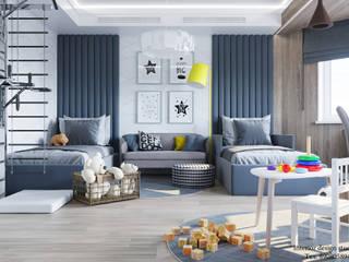 Modern nursery/kids room by Студия дизайна Натали Modern