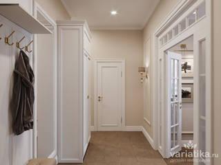 variatika 經典風格的走廊,走廊和樓梯