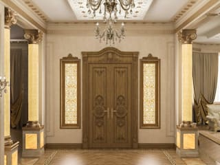 Альберт Забаров Puertas de estilo clásico