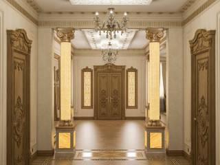 Альберт Забаров Pasillos, vestíbulos y escaleras de estilo clásico