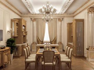 Альберт Забаров Cocinas de estilo clásico