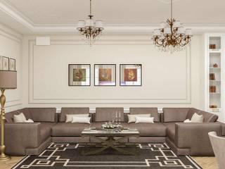 Альберт Забаров Salones de estilo moderno