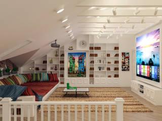 Альберт Забаров Salas multimedia de estilo mediterráneo