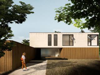 Skandynawskie domy od Diego Viana - Floc.o Design Inteligente Skandynawski