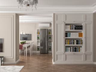 Альберт Забаров Classic style living room