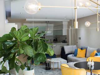 Ruang Keluarga Modern Oleh Arq Renny Molina Modern
