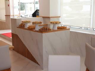 Padaria e Pastelaria Dionísio por Móveis e Carpintaria Veiga Moderno