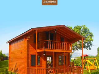 Kütük Ev Projeleri Ahşaphane Klasik