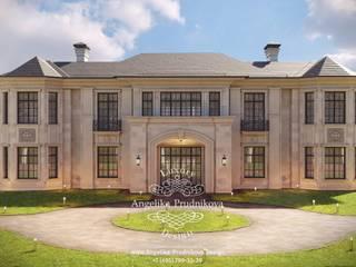 Classic style houses by Дизайн-студия элитных интерьеров Анжелики Прудниковой Classic