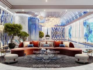 Classic style spa by Дизайн-студия элитных интерьеров Анжелики Прудниковой Classic