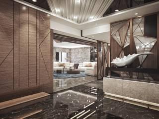 柏雅安邸 根據 葳夏室內設計 隨意取材風