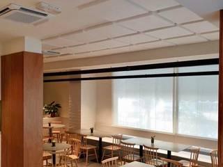 Correzione Acustica - SINTHERM FR SOUND CONTROL Sala da pranzo moderna di Manifattura Maiano spa Moderno