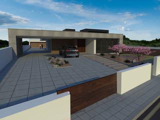 Habitação Sobrosa_Nunes por MG-Arquitetura