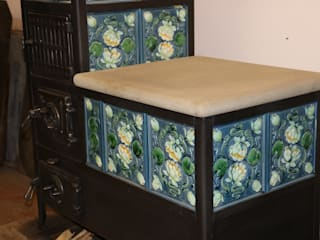 Salas de estar clássicas por Perler Ofen GmbH Clássico