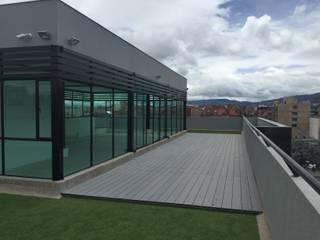 Edificio Almarú Country de V&V Arquitectos SAS Moderno